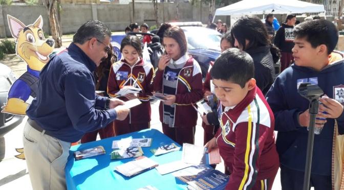 Autoridades mantienen estrategias de prevención en planteles escolares
