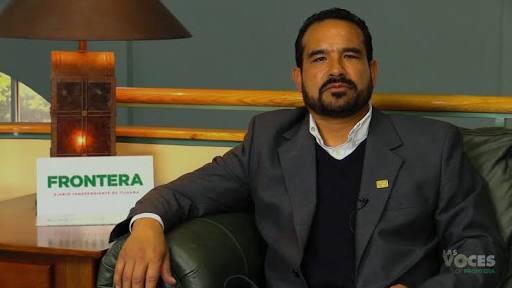 Reconocimiento a Grupo Conciencias: Mtro Marco A. Hermosillo